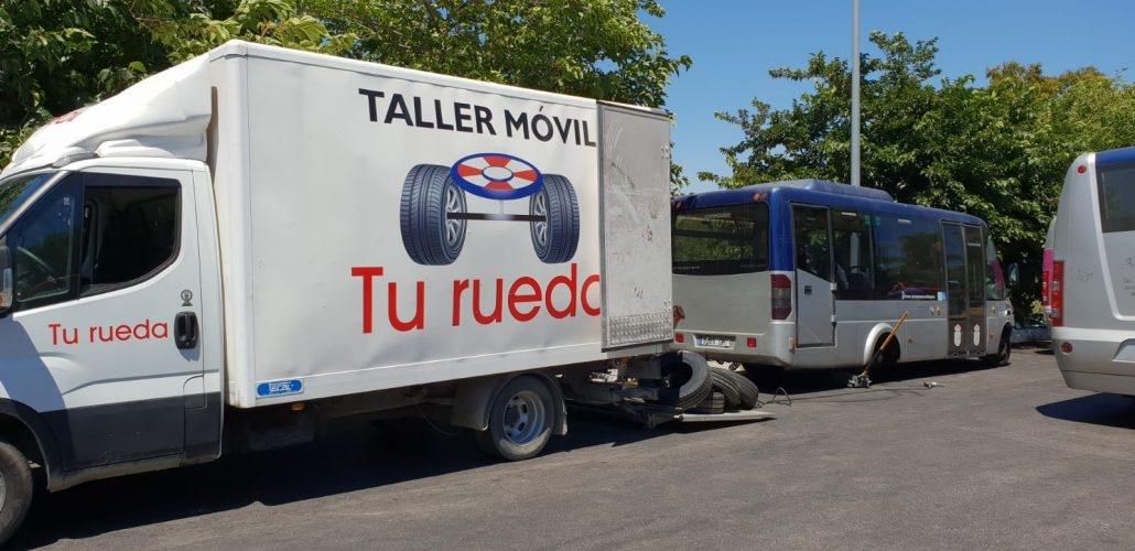 taller móvil Tu Rueda