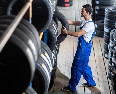 especialistas en servicios de neumáticos