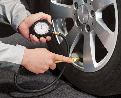 servicios de neumáticos