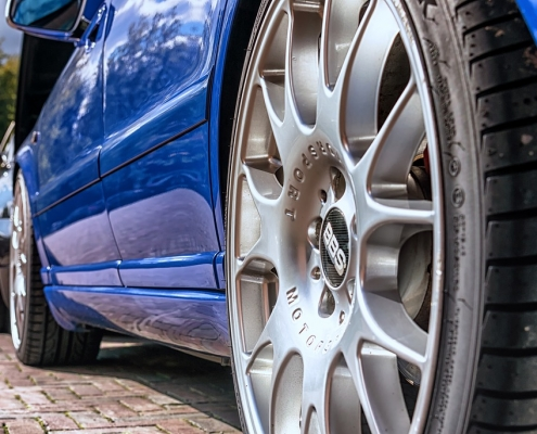 taller de neumáticos de coches en Sevilla